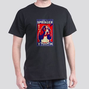 Obey the SPRINGER Spaniel! T-Shirt
